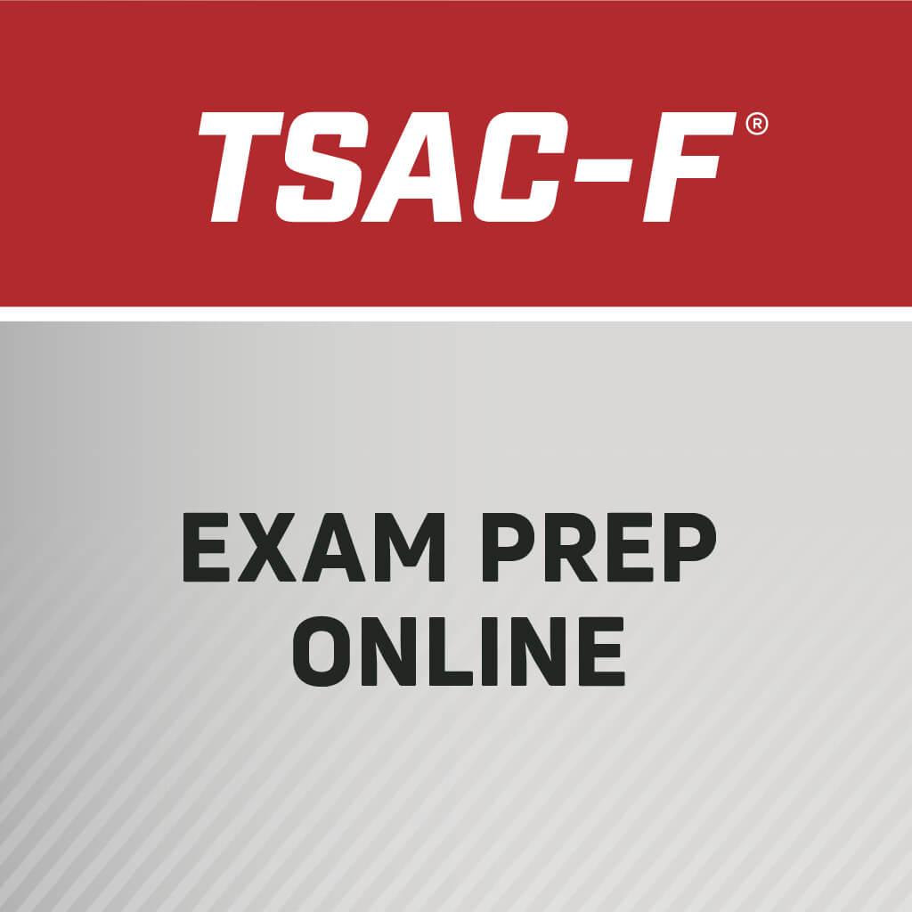 Tsac F Exam Prep Online